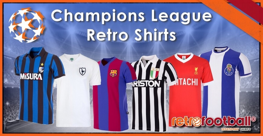 Retrofootball ®. Classic Football shirts. Shop vintage jerseys ... a03bd83dec71