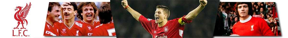 Liverpool FC Retro Shirts