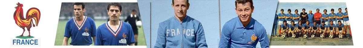 France Retro Shirts