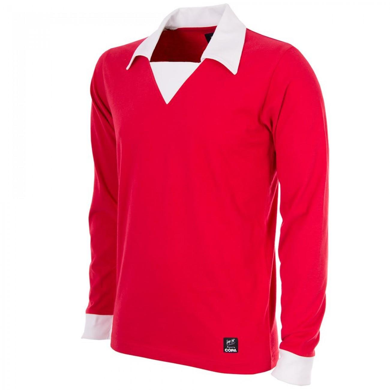 cbbc98c6301 Manchester United 1970 s Vintage shirt George Best