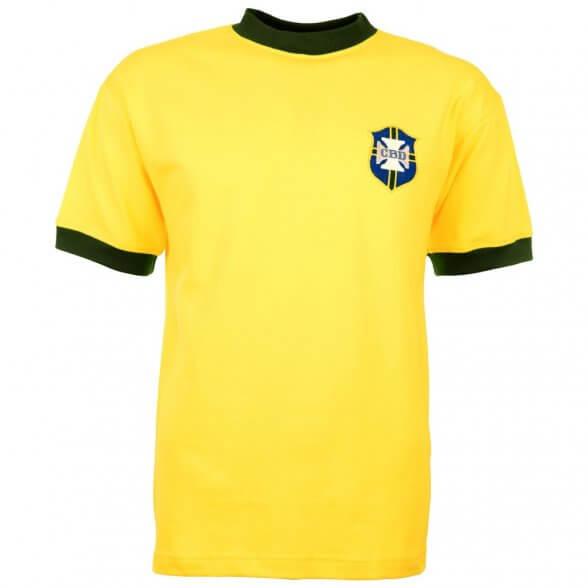 Vintage shirt Brazil World Cup 1970