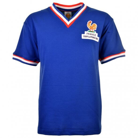 France 1966 Retro Shirt | Kid