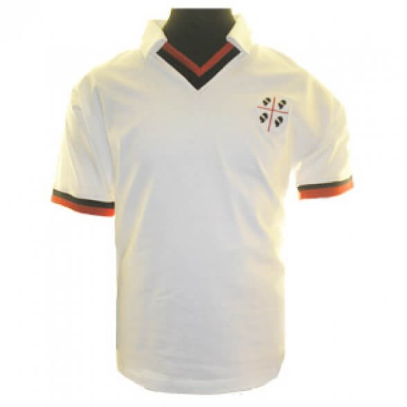 Cagliari 1980 Retro Shirt