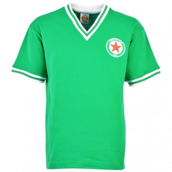 Red Star Paris Retro Shirt 1970