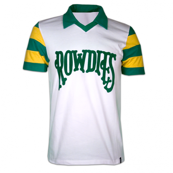 Tampa Bay Rowdies 1978 away retro shirt
