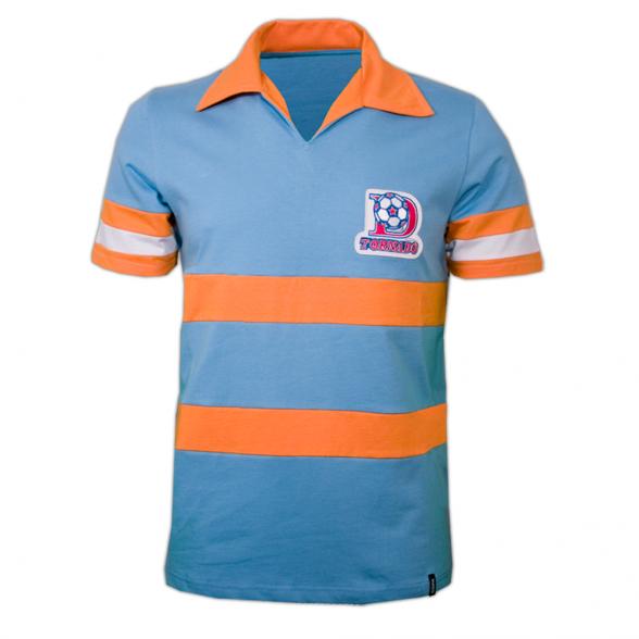 Dallas Tornado 1978 retro shirt