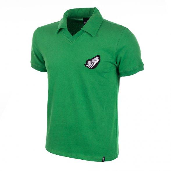 New Zealand Vintage shirt Goalie 1982