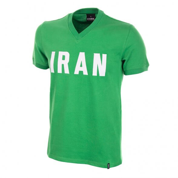 Iran 70s Retro Shirt