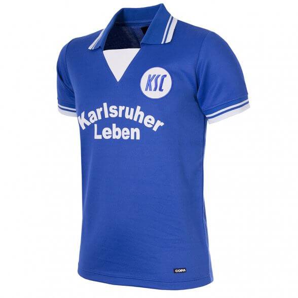 Karlsruher 1977/78 Retro Shirt