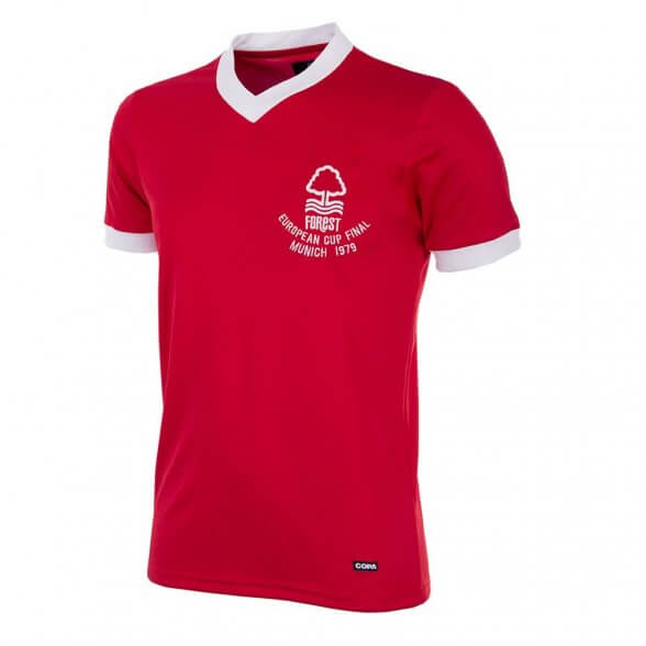 Nottingham Forest 1978/79 Retro Shirt