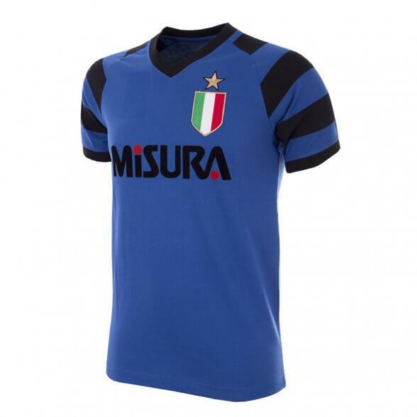 F.C. Internazionale Official  Vintage Shirt 1989-90