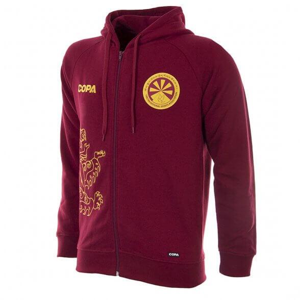 Tibet National Team Jacket Hoodie