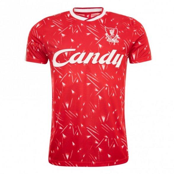 Liverpool Retro Shirt 1989/91