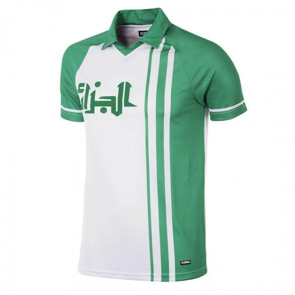 Algeria Retro shirt 1982