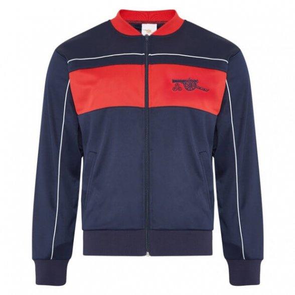 Arsenal 1982 vintage football jacket