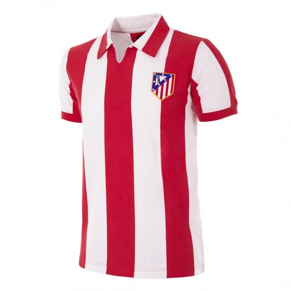 Atletico Madrid 1970-71 vintage football shirt