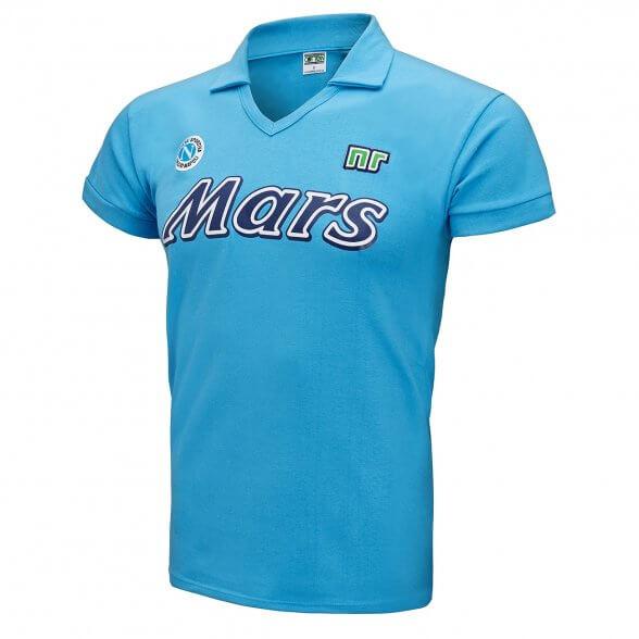 SSC Napoli 1989-90  Retro Shirt