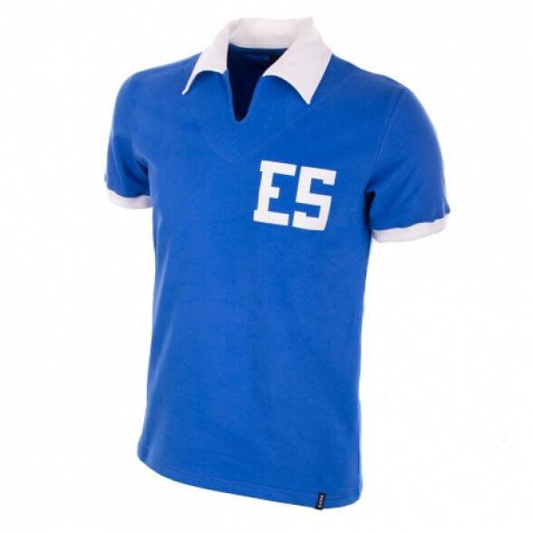 El Salvador 1982 Retro Shirt