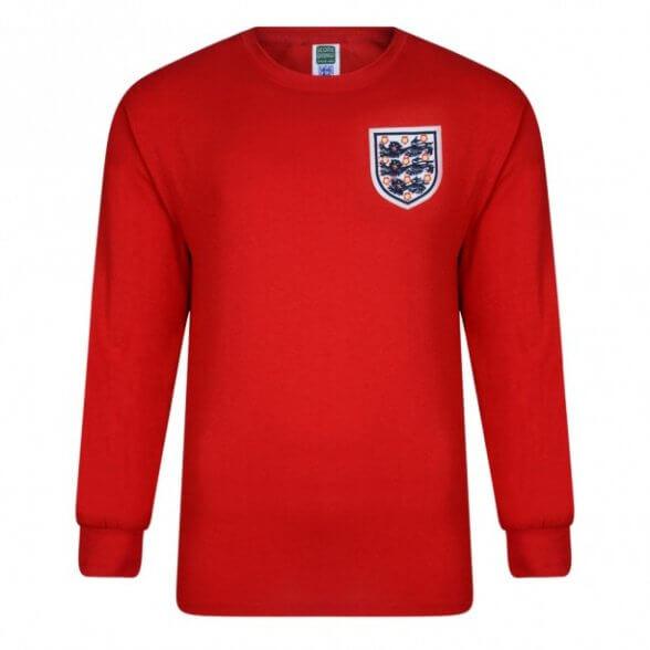 England Retro Shirt 1966