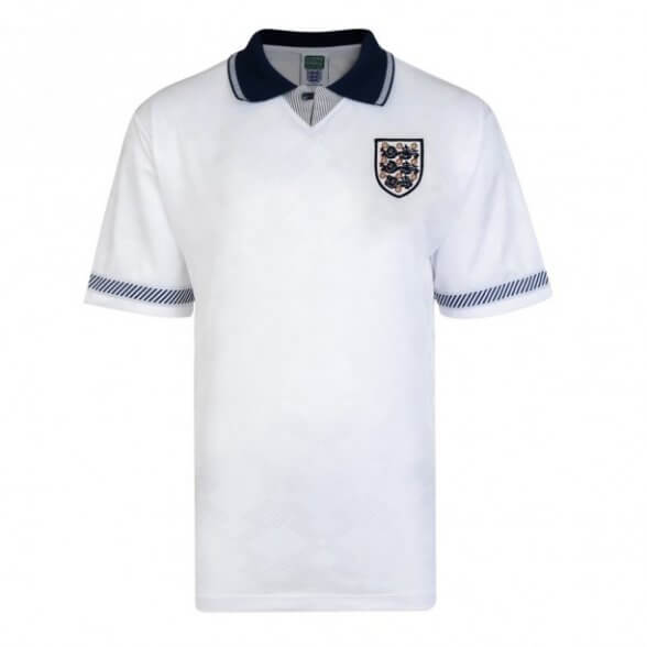England Vintage Shirt 1990