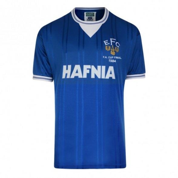 Everton Vintage Shirt 1984