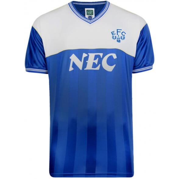 Everton Retro shirt 1986