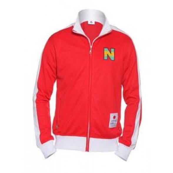 Newteam 2º season red jacket