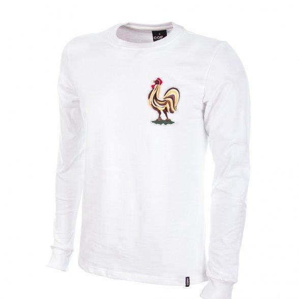 France Away 1960s Retro Shirt