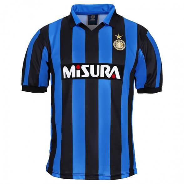 F.C. Internazionale Official  Vintage Shirt 1990-91