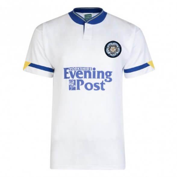 Leeds United Vintage Shirt 1992