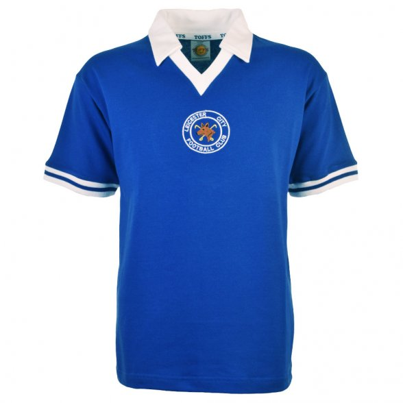 Leicester City classic shirt