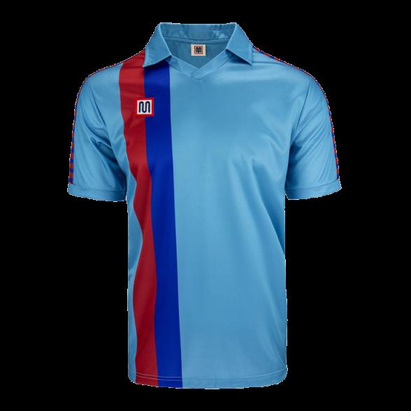Barcelona 1987/88 Away Meyba Retro Shirt