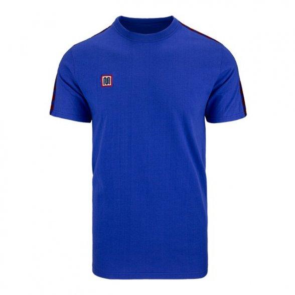 Barcelona Warm-Up Retro Shirt