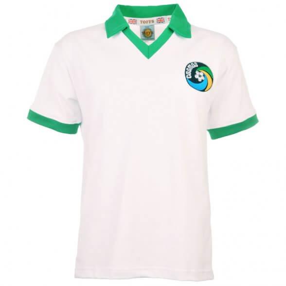 Vintage soccer jersey New York Cosmos 1978