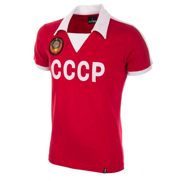 CCCP football shirt 1980