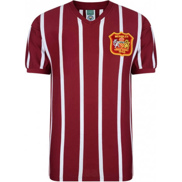 Manchester City 1956 Retro Shirt