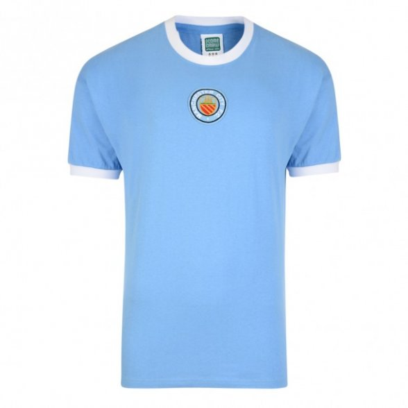 Manchester City Vintage Football shirt 1970