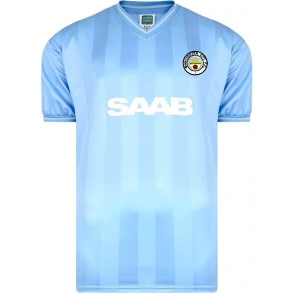 Retro shirt Manchester City 1984