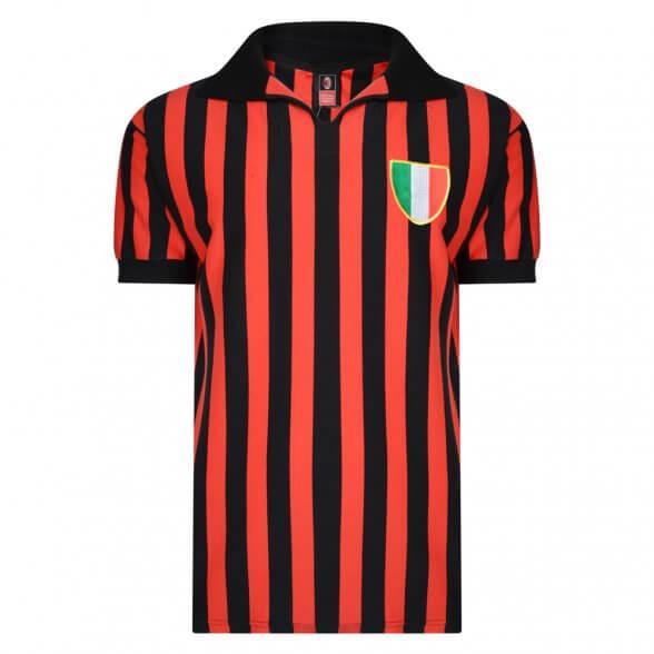 AC Milan Retro Shirt 1962-63