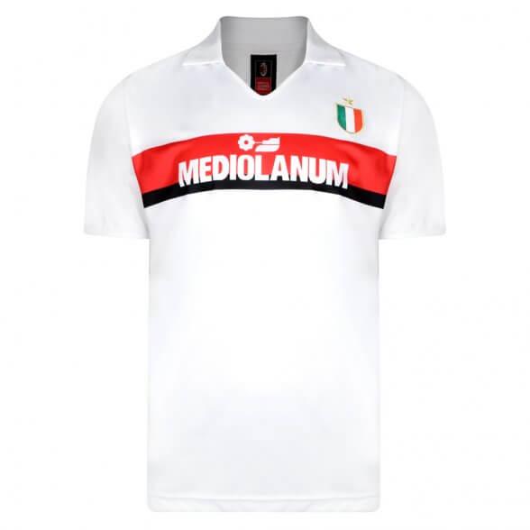 AC Milan Retro Shirt 1988-89 | Away