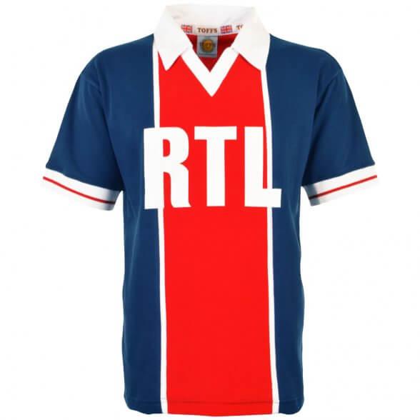 Paris 1981-82 Retro Shirt