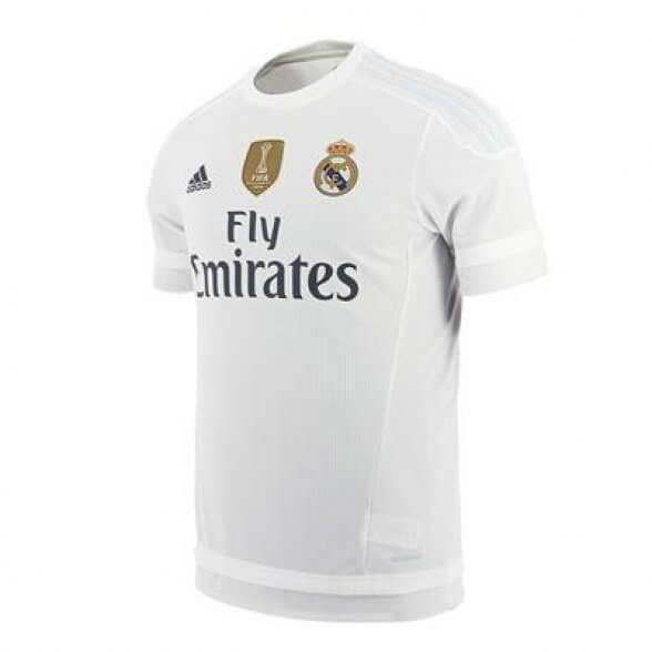 Real Madrid Retro Shirt 2015-2016