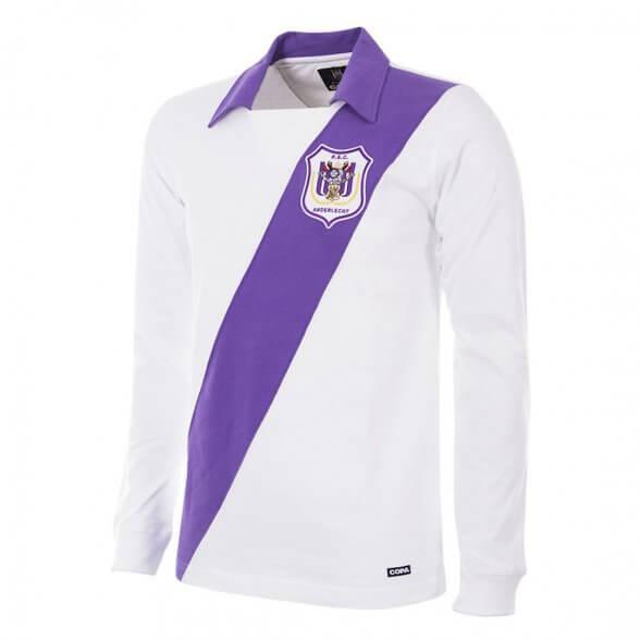 RSC Anderlecht 1962/63 Retro Shirt