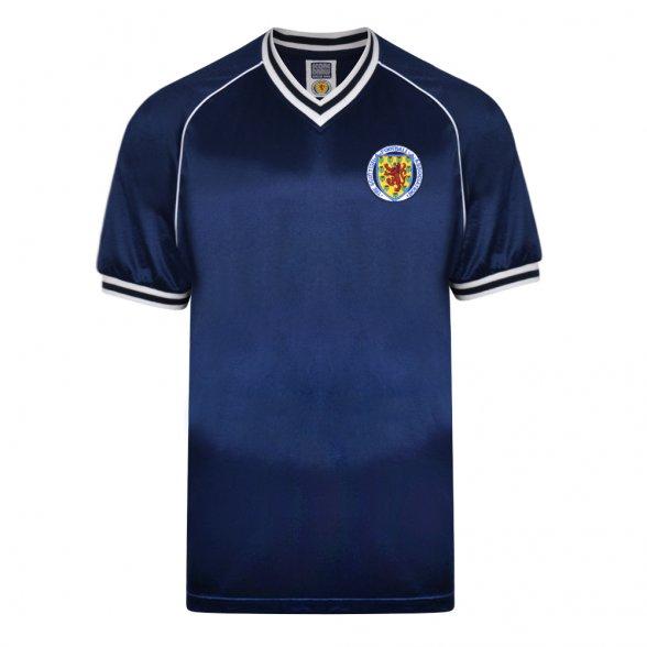 Scotland 1982 Retro Shirt