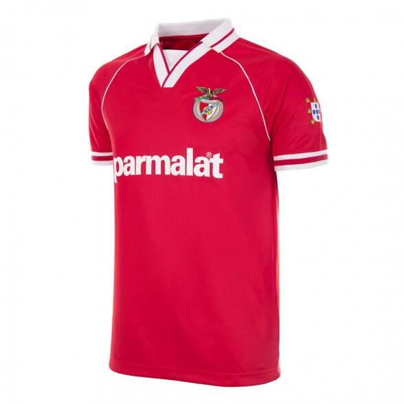 SL Benfica 1994-95 vintage football shirt