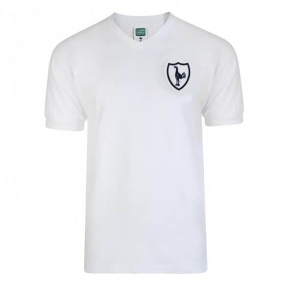 Tottenham Hotspur 1962 - Nº 8 Retro Shirt