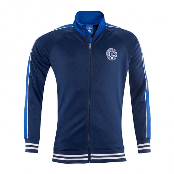 FC Schalke 04 Tracktop Signet Retro Jacket
