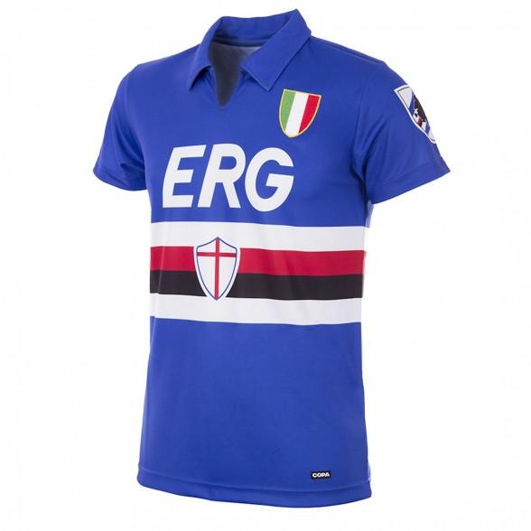UC Sampdoria 1991/92 Retro Shirt