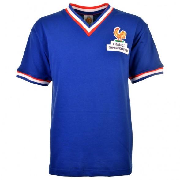 France Retro Shirt 1966