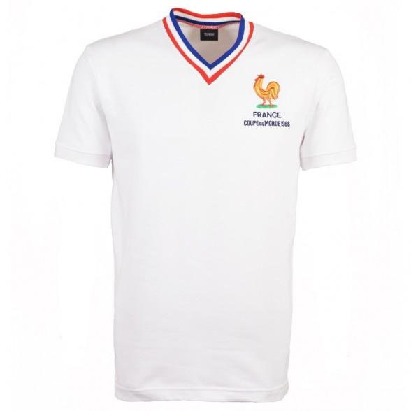 France Retro Shirt Away 1966